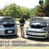 トヨタポルテ試乗インプレッション動画[1.5Y 4WD][車両紹介編]助手席側は大きなスライドドア、運転席側は2枚のヒンジドアを採用。島下泰久さん解説。