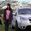 スバルフォレスター試乗インプレッション動画[2]急な上り坂でもストレスなく安定した走り。路面状況を感じながら走ることができる!藤島知子さん、中川杏里奈さん解説。